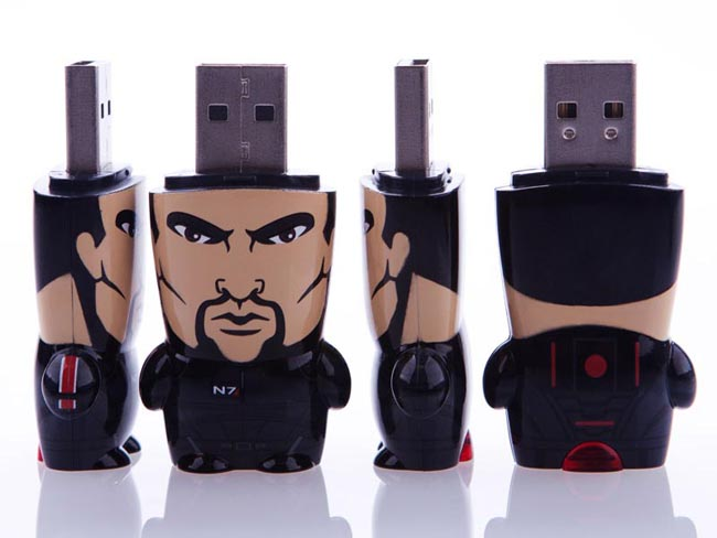 Mimoco Mass Effect 3 Mimobot USB Flash Drive Series
