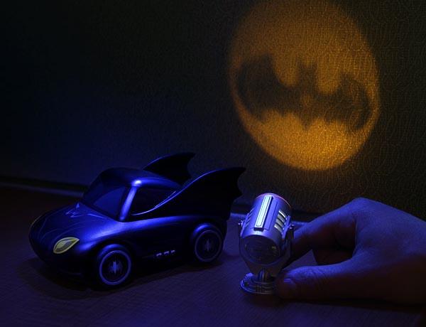 Mini Batman Bat-Signal