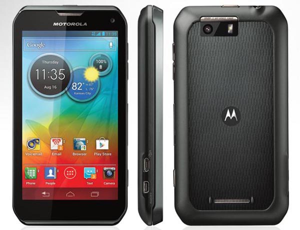 Motorola Photon Q 4G LTE Android Phone Announced