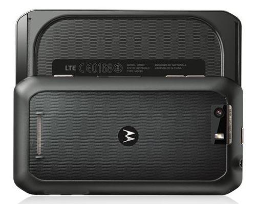 Motorola Photon Q 4G LTE Android Phone Announced