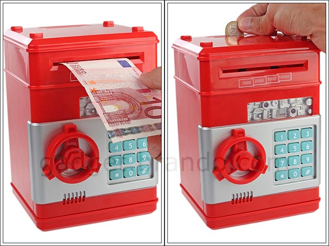 My Own Safe Ii Money Bank Gadgetsin