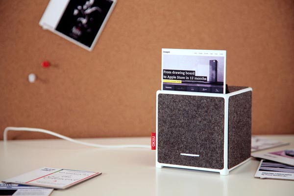OKSU Concept Digital Data Printer