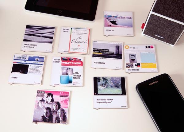OKSU Concept Digital Data Printer