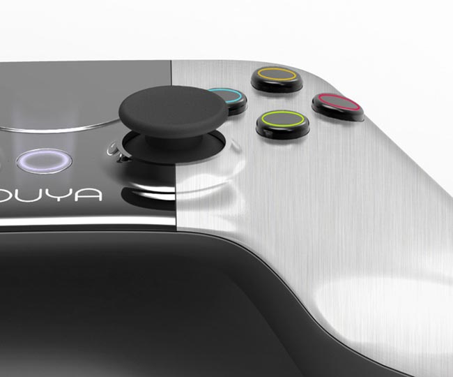 OUYA Video Game Console Powered by Android