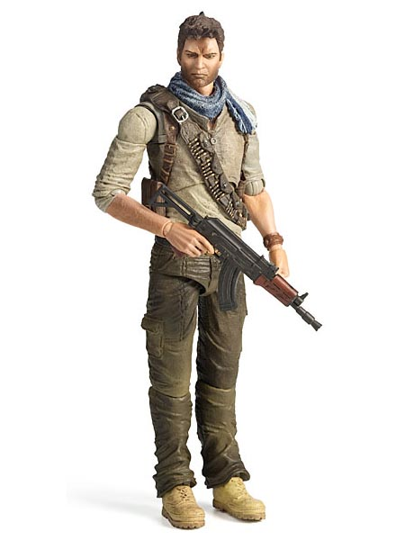 Play Art Kai Deluxe Uncharted Drake Action Figure