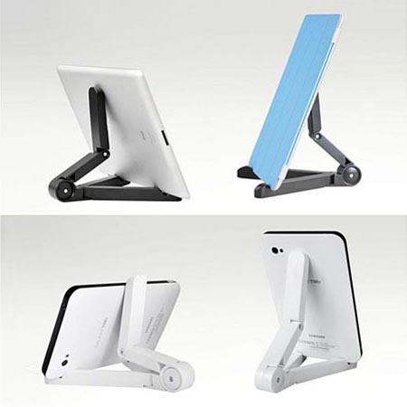 Portable Fold Up Tablet Stand Gadgetsin