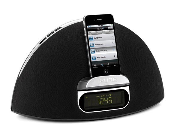 Pure Contour 100i Dock Speaker for iPhone, iPad and iPod