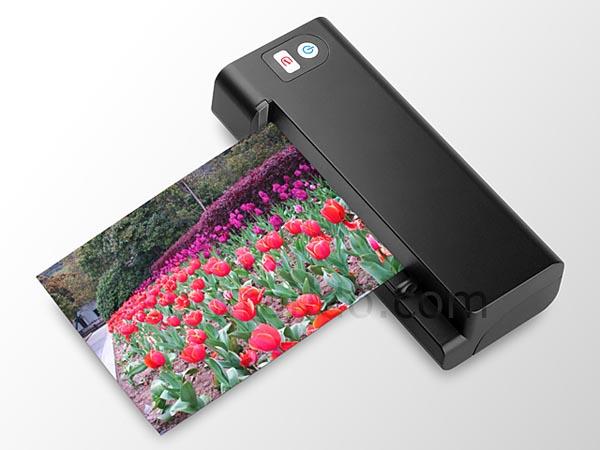 Sheet-Fed Type USB Photo Scanner