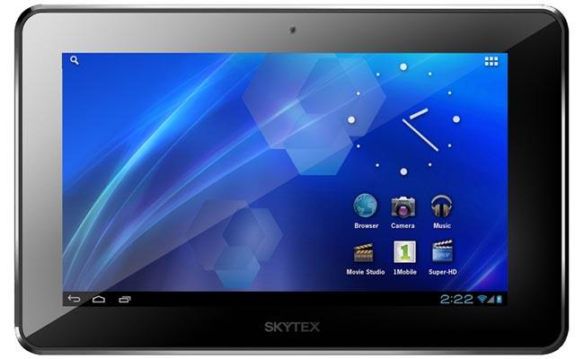 SKYTEX SKYPAD Gemini and Protos Android Tablets Announced