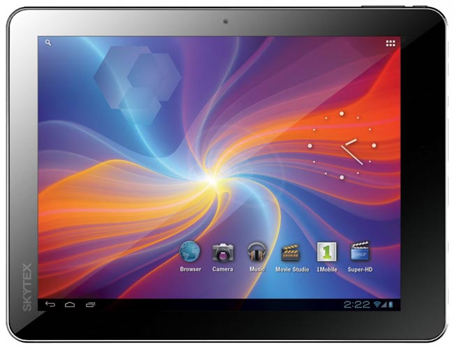 SKYTEX SKYPAD Gemini and Protos Android Tablets Announced