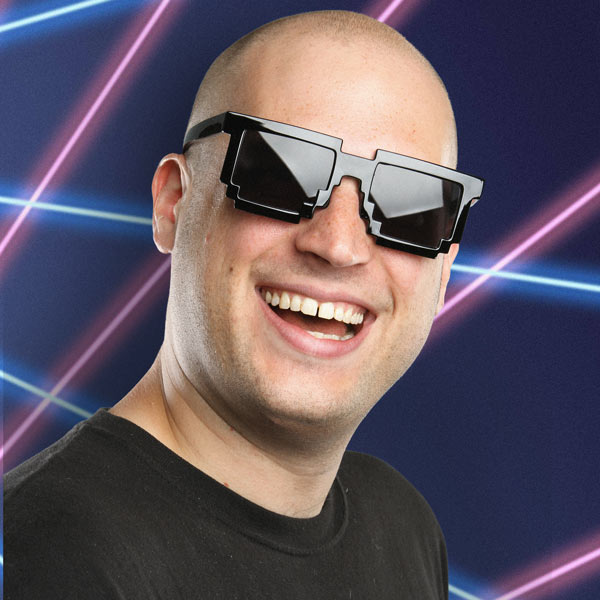 The 8-Bit Sunglasses