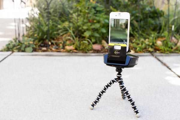 The iPhone Swivl Personal Camera Crew