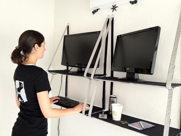 The Ninja Standing Desk