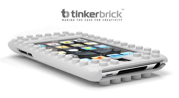 TinkerBrick iPod Touch 4G Case