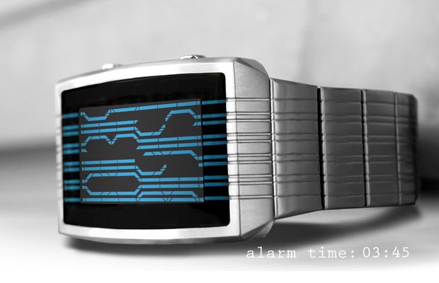 Tokyoflash Kisai Online LCD Watch