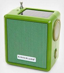 Dynamo Solar Radio with Hand Crank