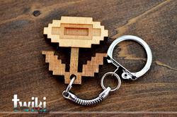 Super Mario Themed Keychains