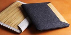 Grove Wool Felt iPad Sleeve