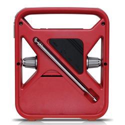 Etón Eco-Friendly FRX3 Emergency Radio with Backup Battery