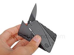 Credit Card Shaped Folding Safety Knife