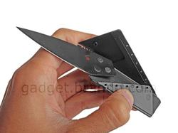 Credit Card Shaped Folding Safety Knife
