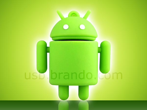 Android Droid Styled USB Flash Drive