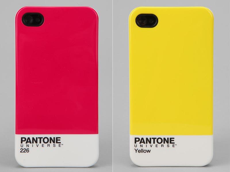 san francisco 4debd 36e5f Case Scenario Pantone iPhone 4 Case | Gadgetsin