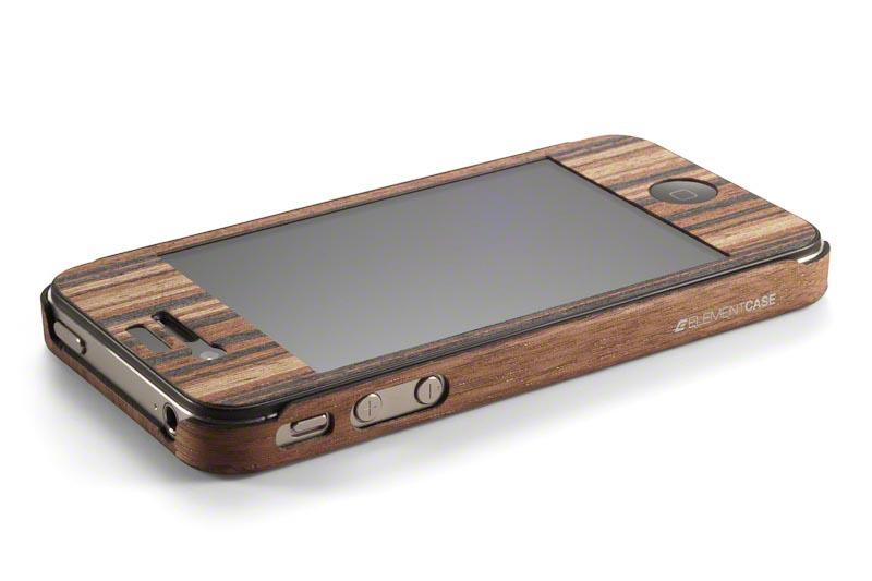 Element Case Wood iPhone 4 Case