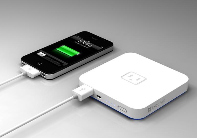 Exogear Exovolt Plus Stackable Backup Battery