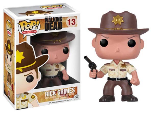 Funko POP! The Walking Dead Vinyl Figure Series