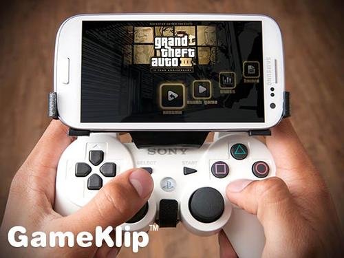 GameKilp PS3 DualShock 3 Game Controller Adapter for Android Phones