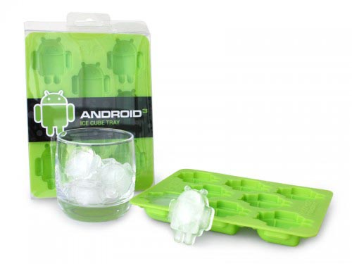 Google Android Ice Cube Tray