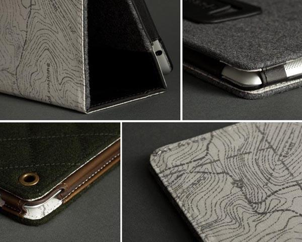 Griffin Woodsman Folio iPad 3 Case
