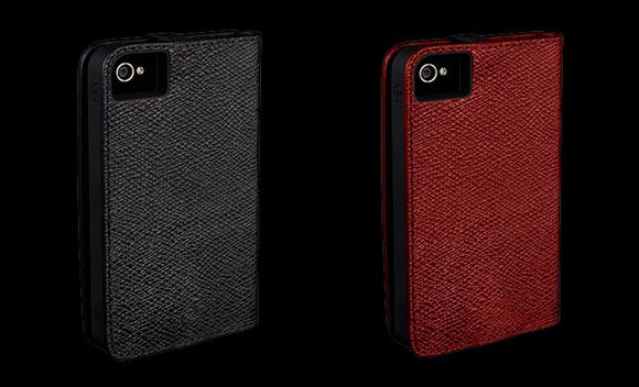 HEX Axis Wallet iPhone 4 Case