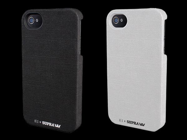 HEX x Supra iPhone 4 Case
