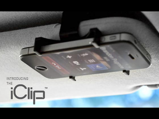 iClip Versatile iPhone Holder