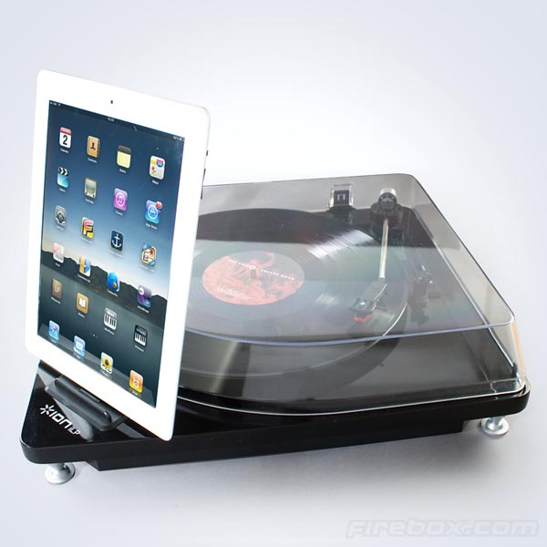 iLP Turntable for iOS Devices