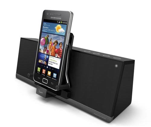 iLuv MobiAir Wireless Speaker Dock for Smartphones