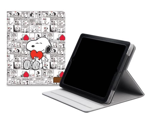 iLuv Snoopy Folio iPad 3 Case