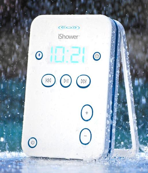 iShower Portable Waterproof Wireless Speaker