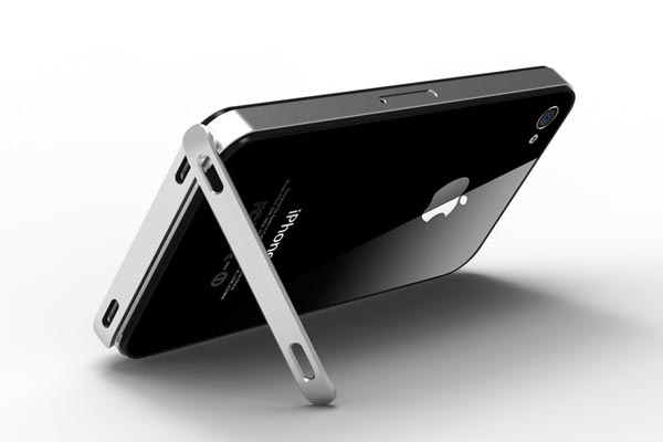 iSteel iPhone Stand