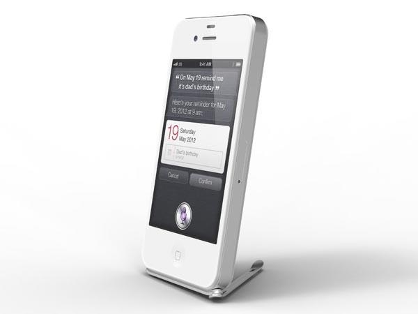 iSteel iPhone Stand