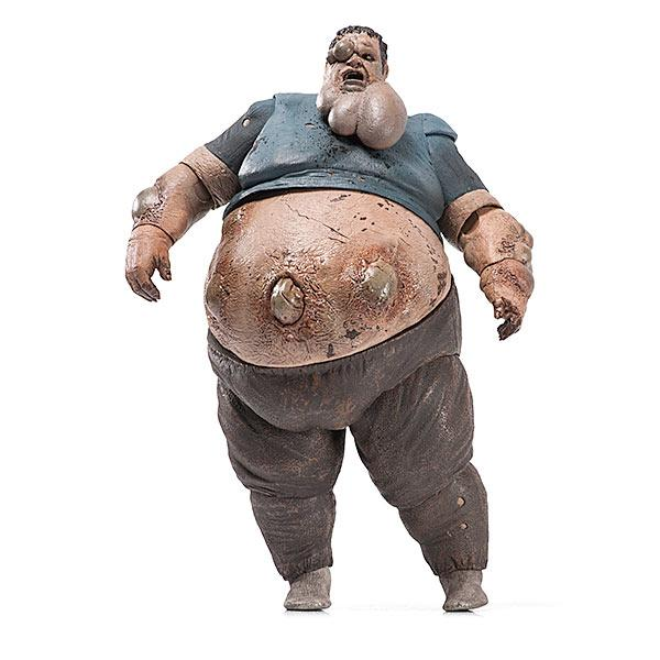 Left 4 Dead Boomer Action Figure