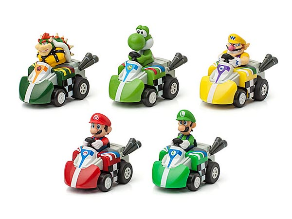 Racing Game Series Mario