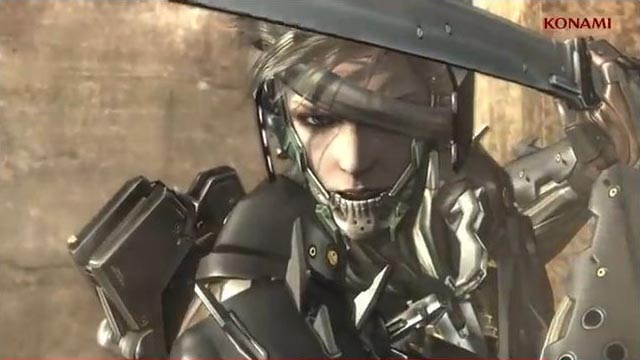 Metal Gear Rising: Revengeance Game Trailer