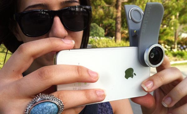 Mobi-Lens Phone Lens for Smartphones, Tablets and More