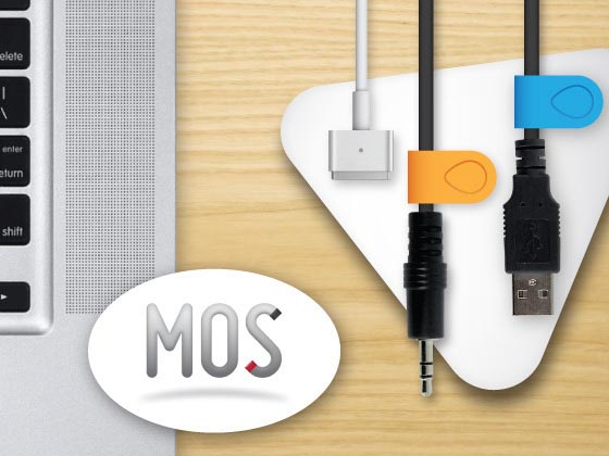 MOS Magnetic Desk Organizer