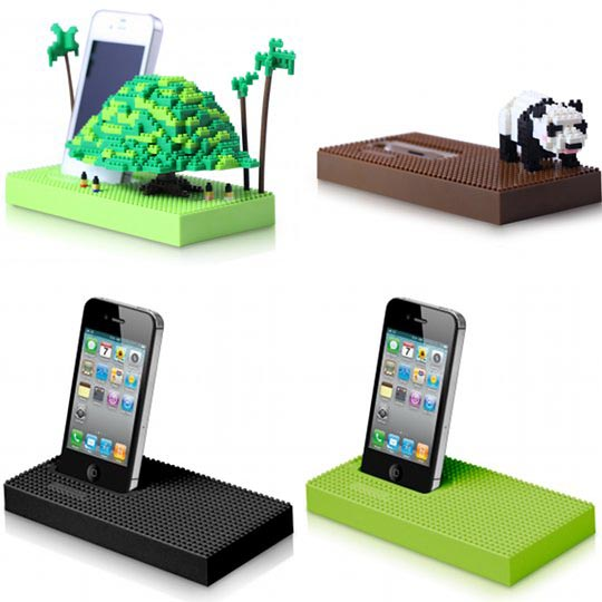 Nanoblock Docking Station for iPhone and iPod