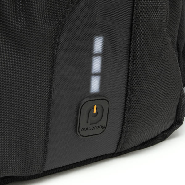 Powerbag Deluxe Backpack with Backup Battery