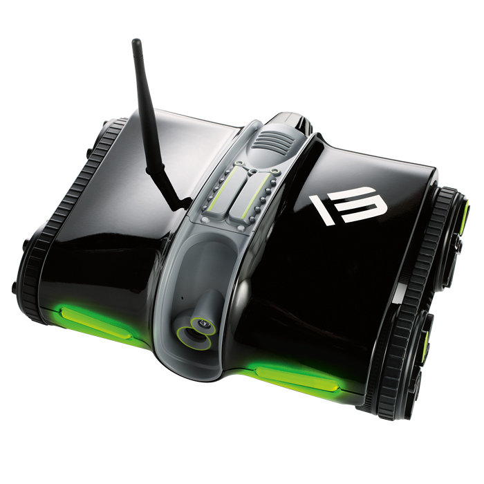 Rover 2.0 App Powered Remote Control Spy Tank